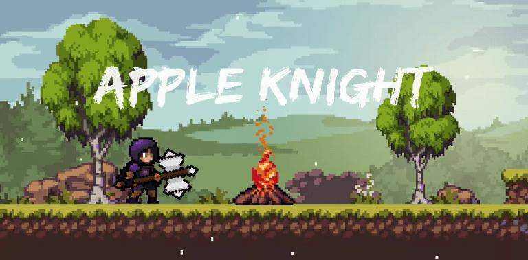 Apple Knight: RPG Platformer
