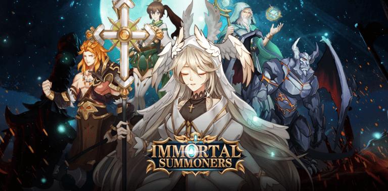 Immortal Summoners