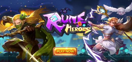 Rune Heroes