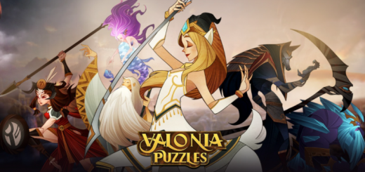 Valonia & Puzzles - Epic Match 3