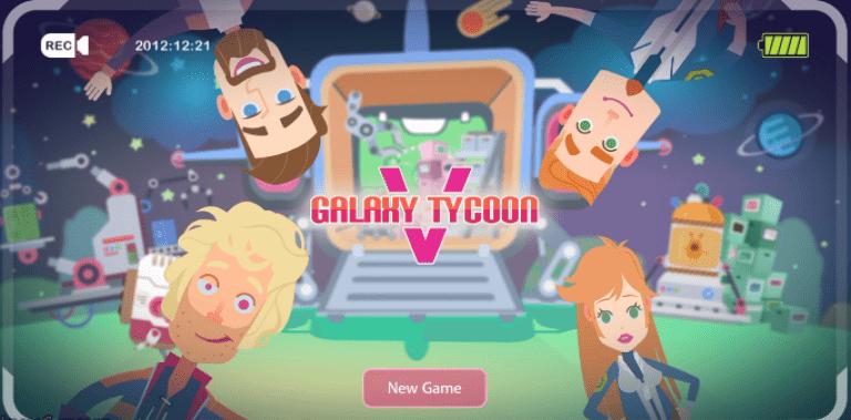 Galaxy Tycoon