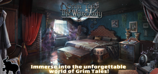 Grim Tales: The White Lady - Hidden Objects