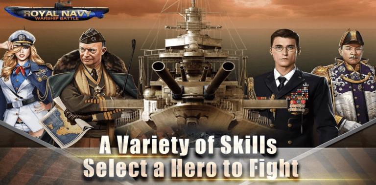 Royal Navy: Warship Battle