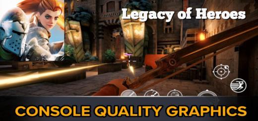 Legacy of Heroes