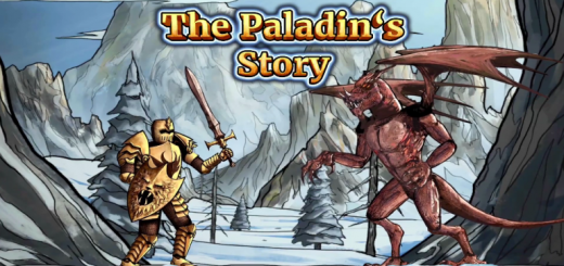 Paladin's Story: Fantasy RPG (Offline)