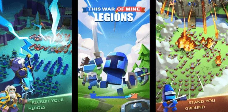 This War Of Mine:Legions