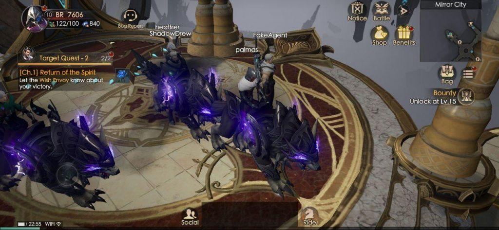 aDark Nemesis: Infinite Quest