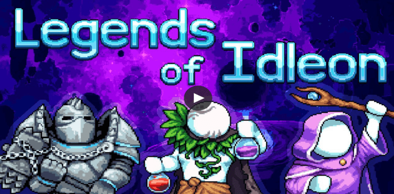 Legends of Idleon -- Idle MMO