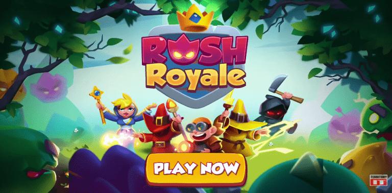 Rush Royale - Tower Defense