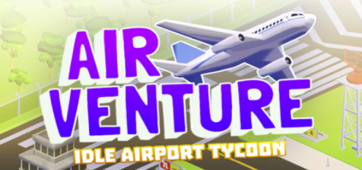 Air Venture - Idle Airport Tycoon