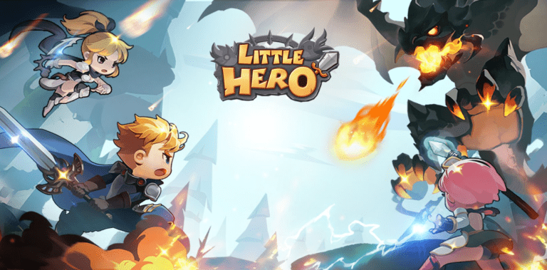 Little Hero: Idle RPG