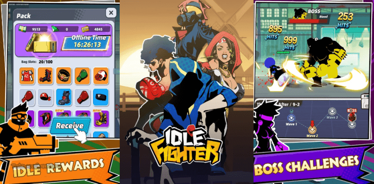 Idle Fighter