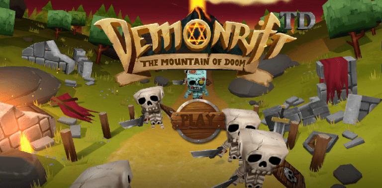 Demonrift TD - Tower Defense Game + RPG
