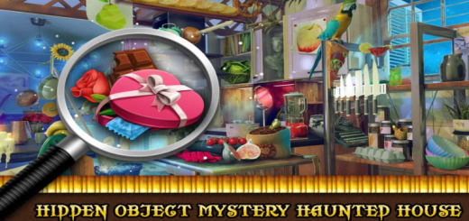 Hidden Object: Mystery of the Haunted House