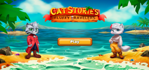 Cat Stories: Fluffy Travelers (Epic Love Saga)