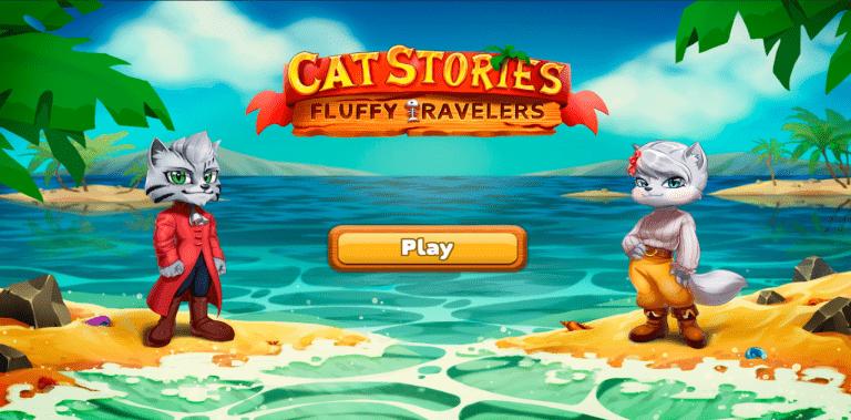 Cat Stories: Fluffy Travelers (Epic Love Saga)