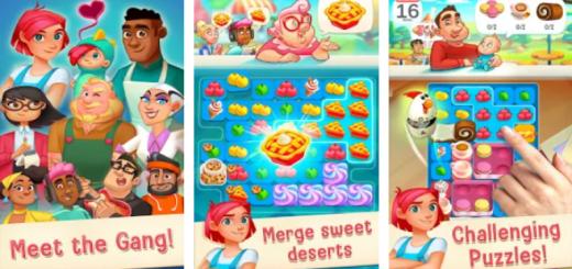 Love & Pies - Delicious Drama Merge & Match