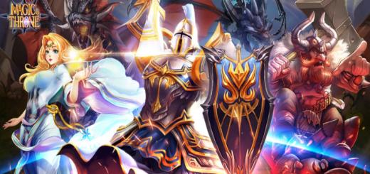 Magic and Throne