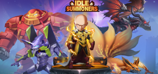 Idle Summoners: Legend AFK War