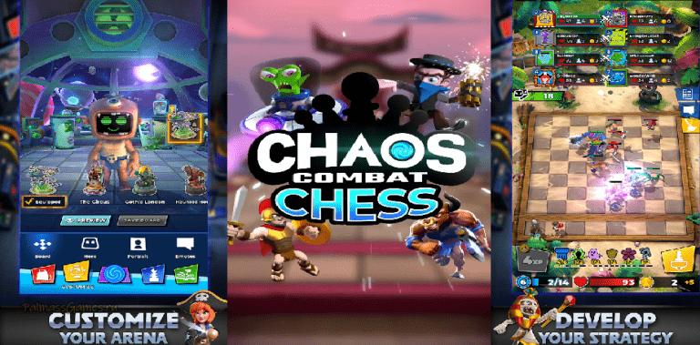 Chaos Combat Chess