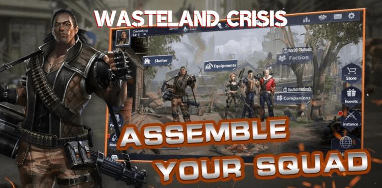 Wasteland Crisis