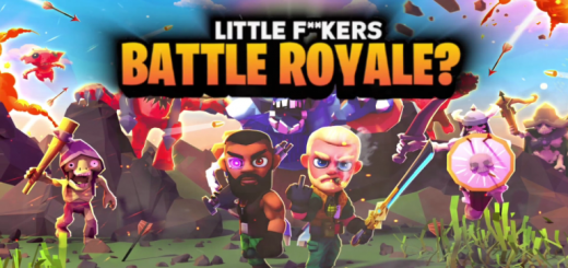Little F**kers Battle Royale? Battleland