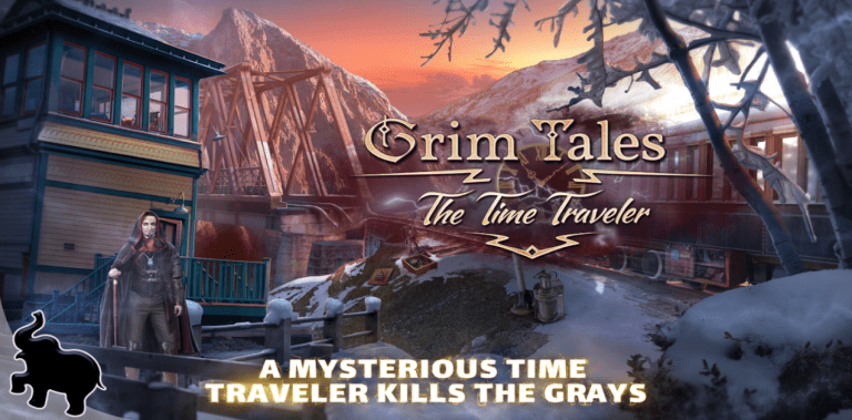 Grim Tales: The Time Traveler - Hidden Objects