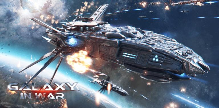 Galaxy in War