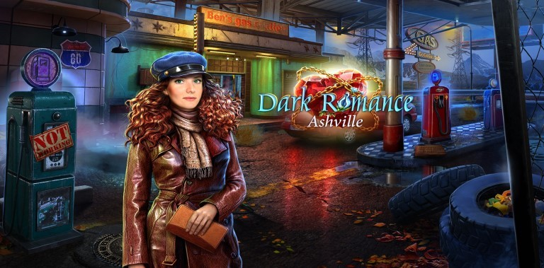 Hidden Objects - Dark Romance: Ashville