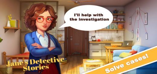 Jane's Detective Stories – Crime Mystery Match 3
