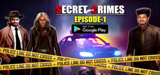 Escape Games - Secret Crimes Episode - 1