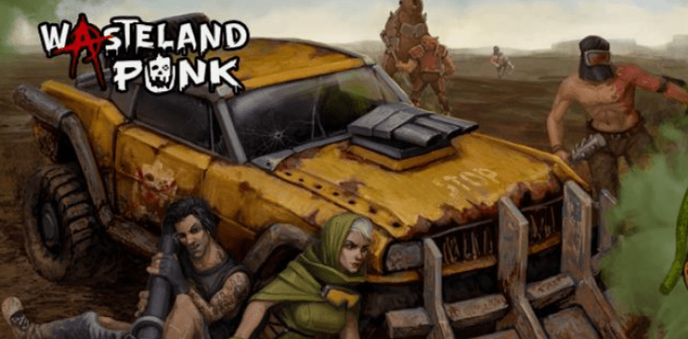 Wasteland Punk - post apocalypse open world RPG