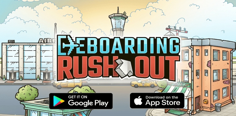 Deboarding: Rush Out