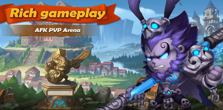 AFK Glory:PVP Idle Games