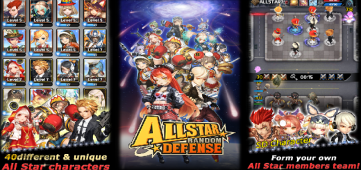 ALLSTAR RANDOM DEFENSE: Party play Tower Defence