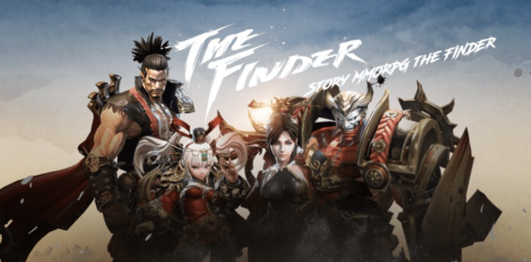 The Finder: 追尋者