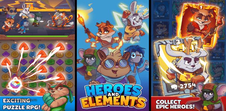 Heroes & Elements