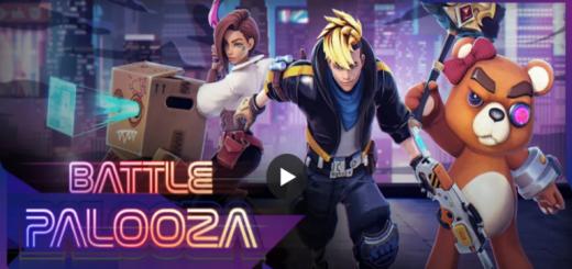Battlepalooza - Free PvP Arena Battle Royale