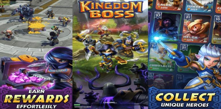 Kingdom Boss