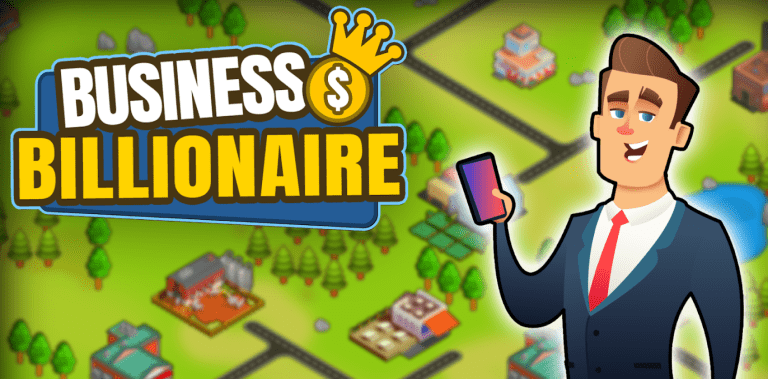 Business Billionaire - Idle Meets Strategy