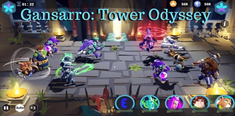 Gansarro: Tower Odyssey
