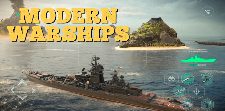 MODERN WARSHIPS: Sea Battle Online