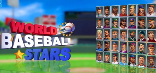 World BaseBall Stars