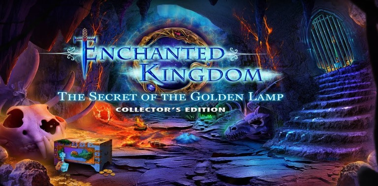 Hidden Objects - Enchanted Kingdom: Golden Lamp
