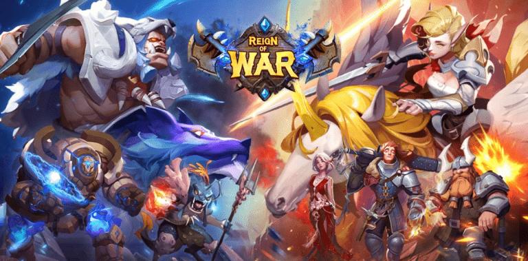 Reign of War