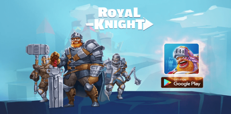 Royal Knight - RNG Battle