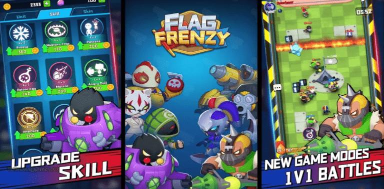 Flag Frenzy