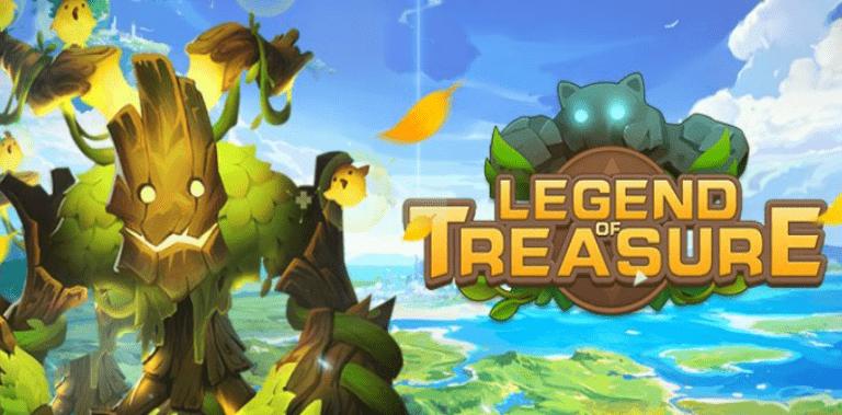 Legend of Treasure - Arc Hero