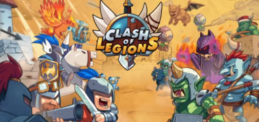 Clash of Legions - Kingdom Rise