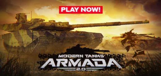 Armada 2.0: Tank Games